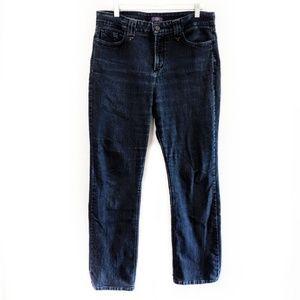 NYDJ | Dark Wash Straight Leg Jeans